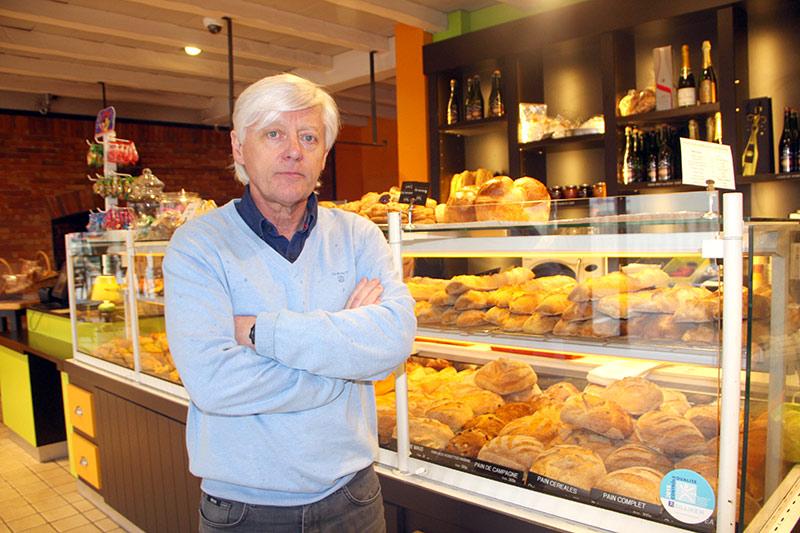 Les farines Méchain avec les boulangeries Baron