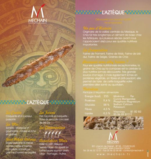 L'Aztèque (exclusif Talmeunier)