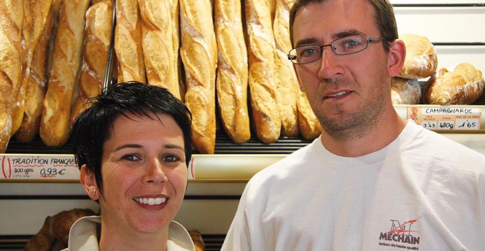 Aurélie et Mickaël Predot